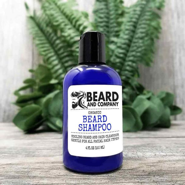 beard and company natural beard shampoo