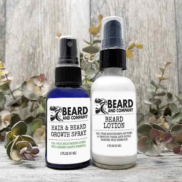 beard and company oil free beard grooming kit