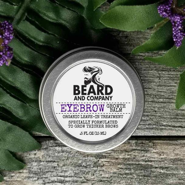 beard and company eyebrow growth balm