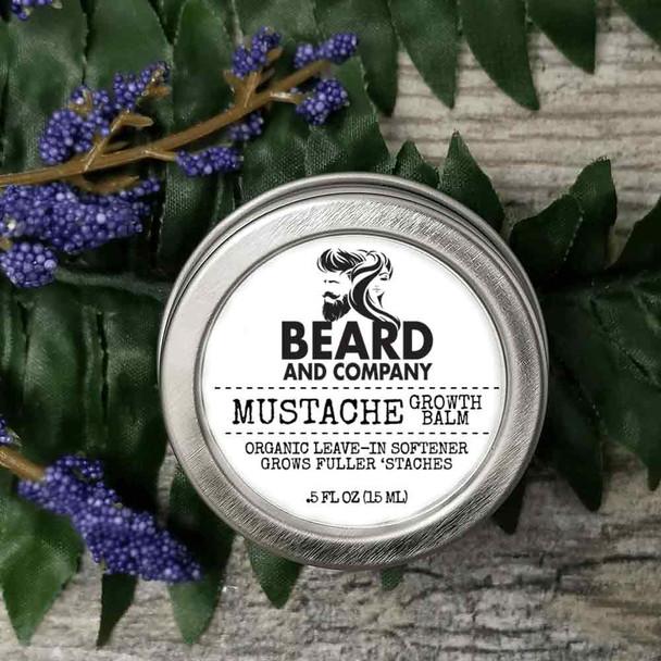 beard and company mustache growth balm