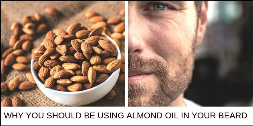 Why You Should Be Using Almond Oil in Your Beard