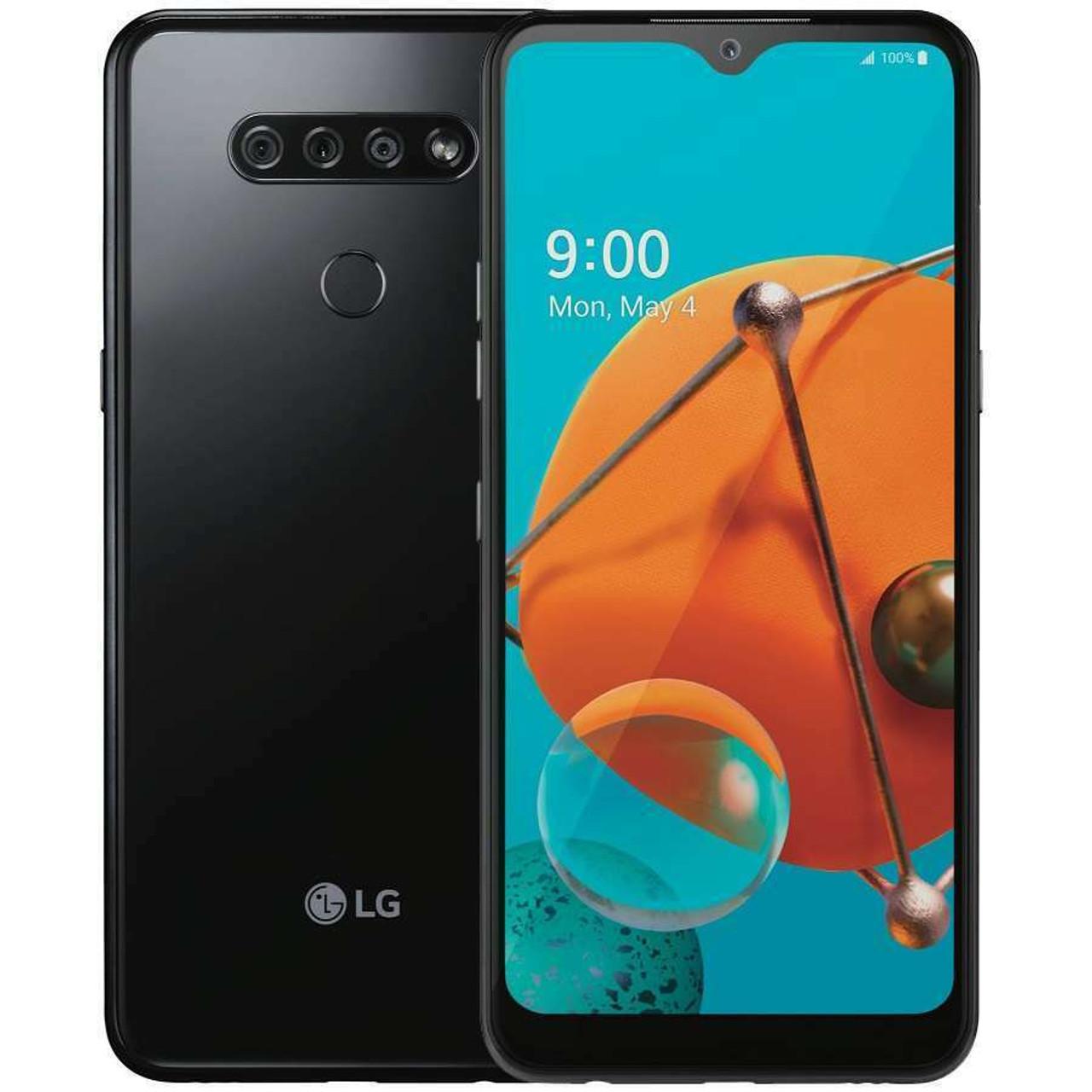 LG K51 Titan Gray Smartphone