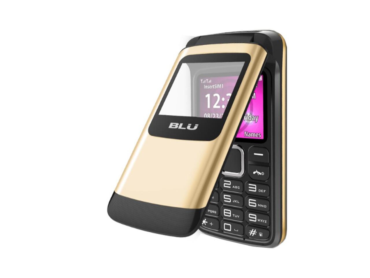 BLU Z170L Gold