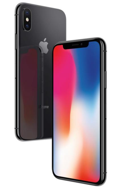 Apple iPhone X Smartphone Gray