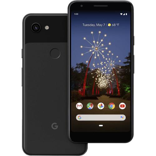 Google Pixel 3a XL Smartphone Black