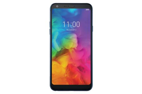 LG Q7+ Plus Smartphone Blue
