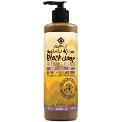 Soap African Black Lavender Ylang Ylang 475ml - Alaffia