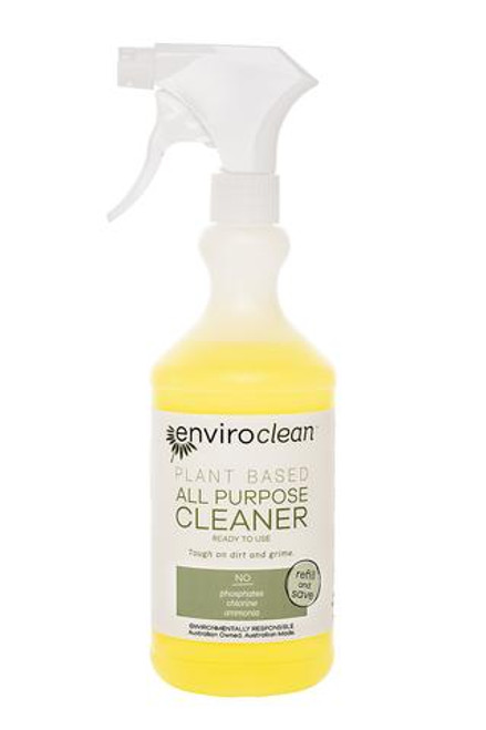 All Purpose Cleaner Spray 750ml Ready to Use - Enviroclean