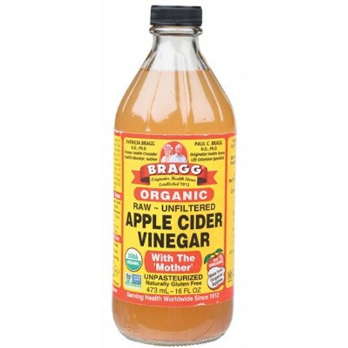 Apple Cider Vinegar Organic 473ml - Bragg