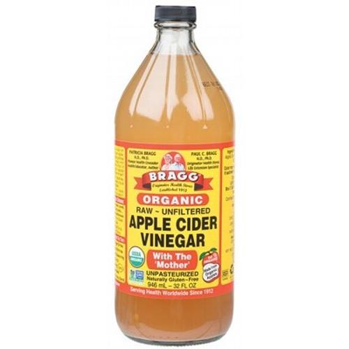 Apple Cider Vinegar Organic 946ml - Bragg