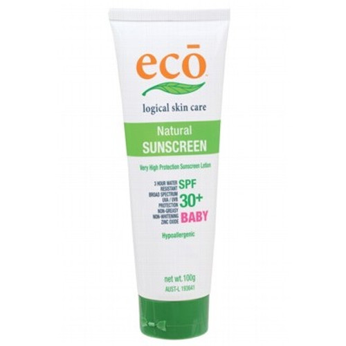 Sunscreen Baby SPF 30+ 100g - Eco Logical