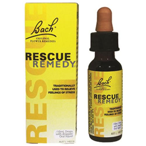 Rescue Remedy Bach Flower 10ml - Bach