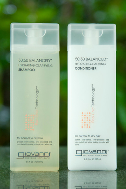 Balanced 50/50 Shampoo 250ml - Giovanni