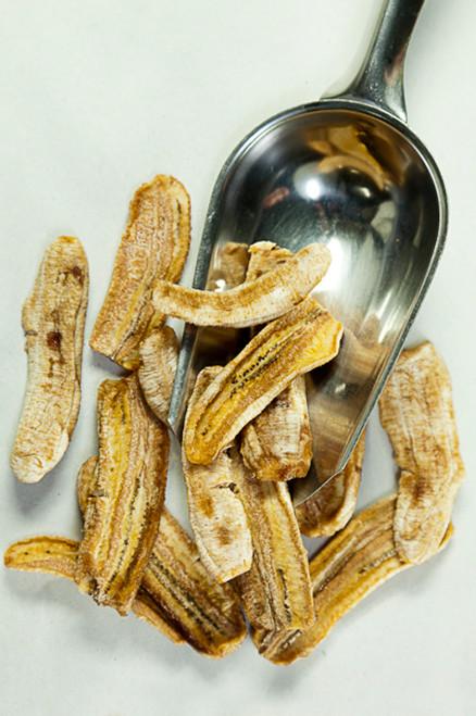 Bananas Dried Organic Bulk per 100g - ONS