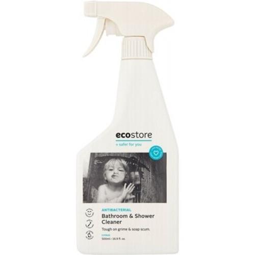 Bathroom & Shower Cleaner Antibacterial 500ml - Eco Store