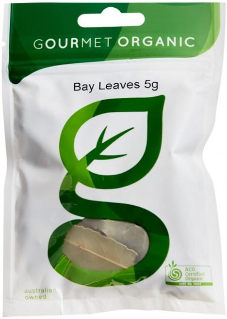 Bay Leaves Organic 5g - Gourmet Organics
