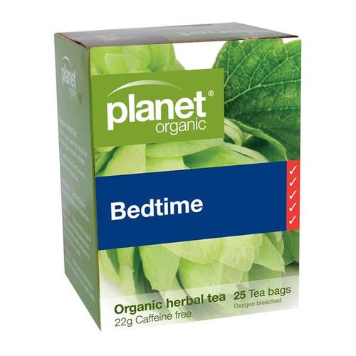 Bedtime Tea 25 Bags - Planet Organic