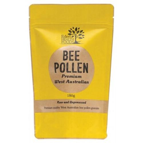 Bee Pollen Raw  & Unprocessed 180g - Eden Health