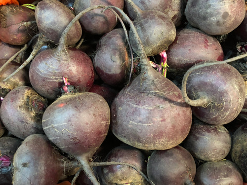 Beetroot Bulbs Loose Organic - per kg