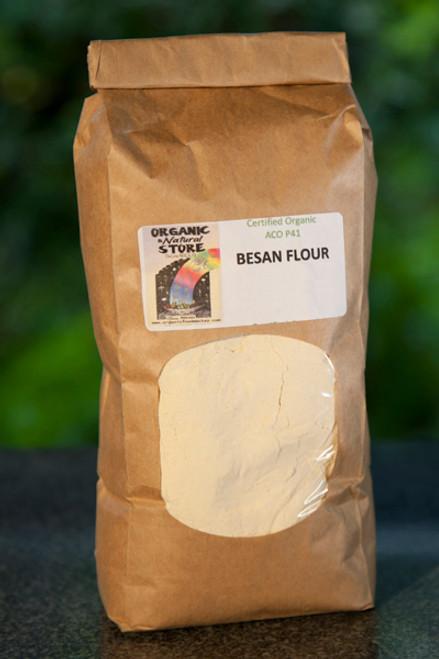 Besan Flour Organic 500g - ONS