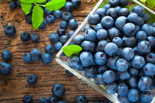 Blueberries Organic 125g Punnet
