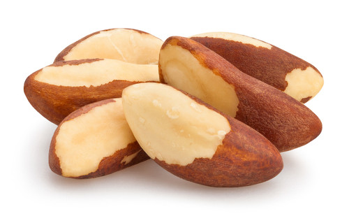 Brazil nuts Organic Bulk 100g - ONS