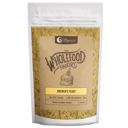 Brewer's Yeast 200g - Nutra Organics