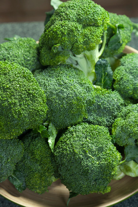 Broccoli Organic- each (approx.) med/large