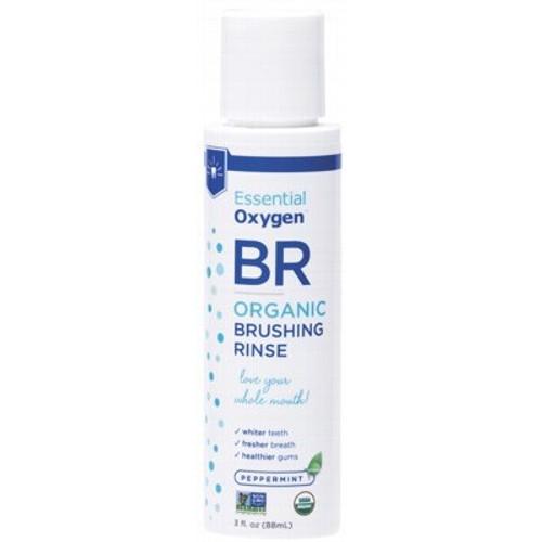 Brushing Rinse Mouthwash Peppermint 88ml