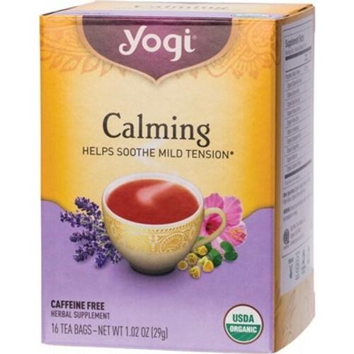 Calming Tea 16 Bags - Yogi Tea