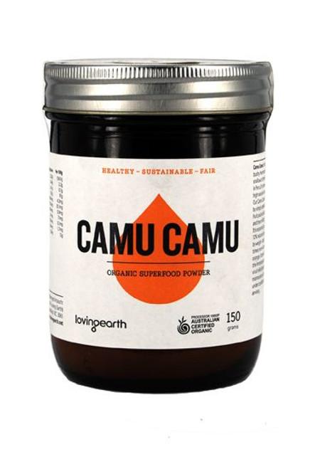 Camu Camu 150g - Loving Earth