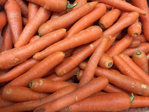 Carrots (Orange) Organic - per kg