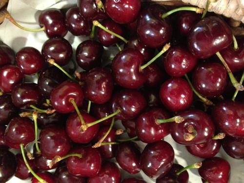 Cherries Organic - per 100g