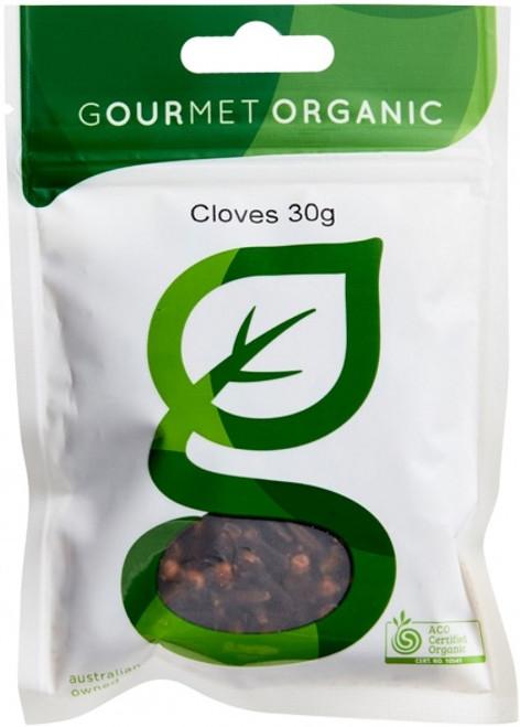 Cloves Organic 30g - Gourmet Organics