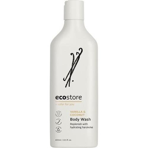 Body Wash Coconut & Vanilla 400ml - Eco Store
