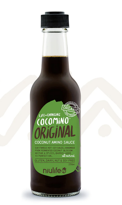 Coconut Amino Sauce Original 250ml - Niulife