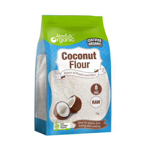 Coconut Flour Organic 1kg - Absolute Organic