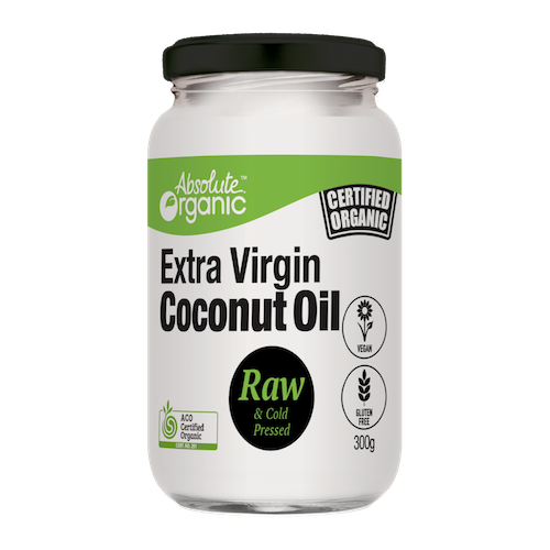 Coconut Oil Organic 300g - Absolute Organics