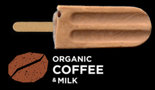 Ice Block Organic Coffee with Milk - Flyin Fox