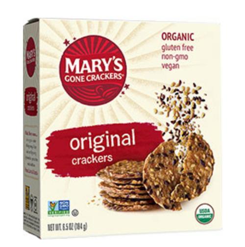 Original Crackers Organic & Gluten Free  184g - Mary's Gone Crackers