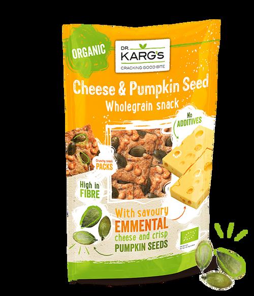 Cheese|Pumpkin Seed Crispbread 110g - Dr Kargs