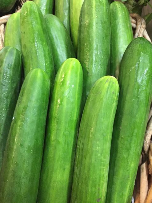 Cucumber Lebanese Organic - per kg