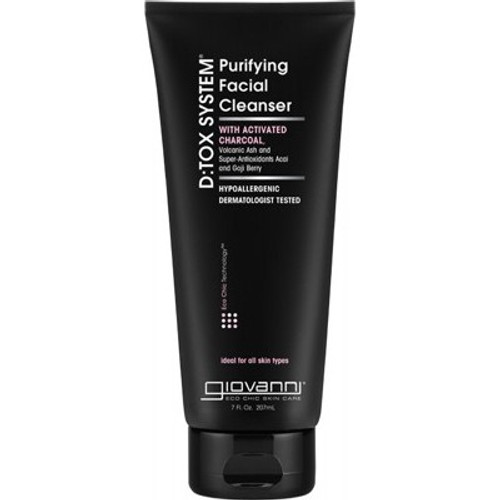 Face Cleanser Purifying D:tox System 207ml - Giovanni