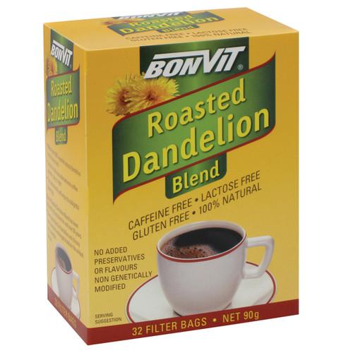 Dandelion Tea 32 Bags - Bonvit