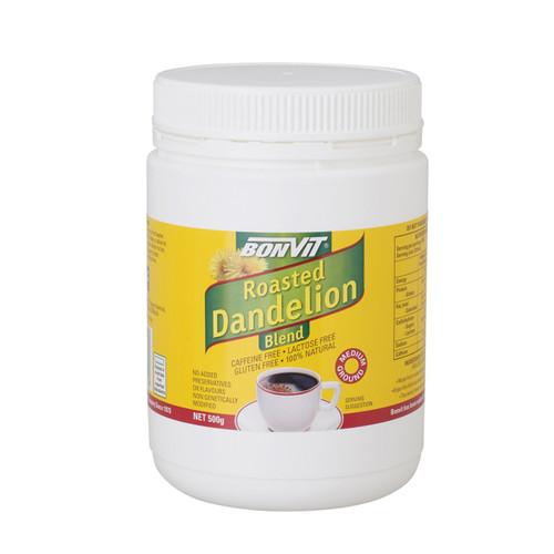 Dandelion Medium Roasted Blend 500g - Bonvit