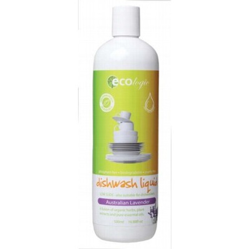 Dish Liquid Lavender 500ml - Ecostore