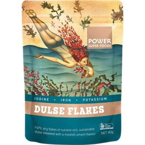 Dulse Flakes Organic 40g - Power Super Foods