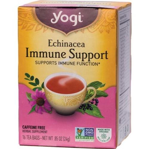Echinacea Immune Support Tea - Yogi Tea
