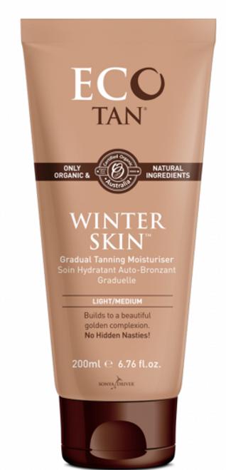 Winter Skin Tan Light/Medium Organic 200ml - Eco Tan