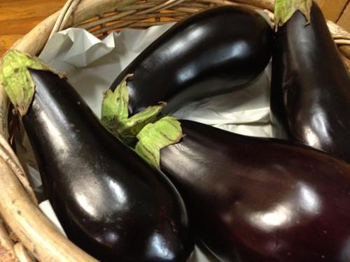 Eggplant Organic - per kg